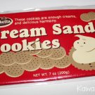 Kawaii Decole Malketta Cream Sand Cookies Zipper Pouch NEW