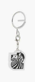 Kidrobot Alphabet Keychain Collection Z is for Zebra by Mike Davis