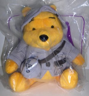 McDonald's Disney Singapore Winnie the Pooh Plush Safari NIP
