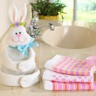4-Pc. Springtime Spring Easter Gift Towel Set - Bunny
