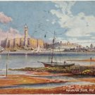 Havana from the Quarries, Havana Cuba,  Tuck 7443 signed Triopham, 1907 postcard    #0125