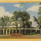 The Tabernacle, Salt Lake City, UT Postcard  1950  Mormon   #0071