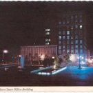 Memorial Plaza and Andrew Jackson State Office Building, Nashville, TN Postcard   #0101