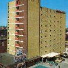 Peachtree Motel Atlanta, Georgia Postcard GA circa 1960s #0290