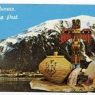 Mt. Juneau Trading Post Juneau, AK Postcard photo Mike Affleck  #0393