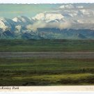 "Mt. McKinley Park Alaska Postcard by Pan American ""alaska joe"" ORIGINAL #0414"