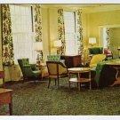 Boone Tavern Hotel Lobby  Berea, KY 1967 Postcard Curteich