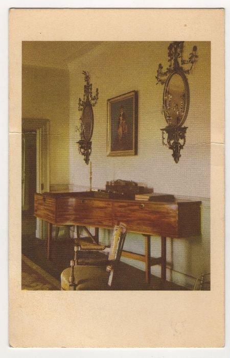Music Room at Mount Vernon postcard #0498