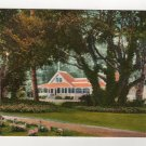 Club House Hotel Del Monte CA on Santa Fe Railroad line postcard vintage #0539