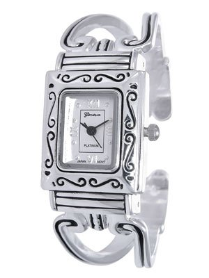 Brighton Inspired  Geneva Cuff Watch Bracelet Western 801