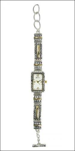Brighton Inspired  Geneva Cuff Watch Bracelet Western 101