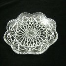 Vintage Avon Crystal Soap or Trinket Dish