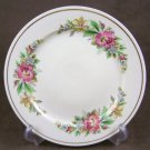 Spring Wreath Kitchen Kraft Ovenserve Luncheon Plate Homer Laughlin