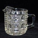 Vintage Windsor Crystal Creamer Indiana or Federal Glass