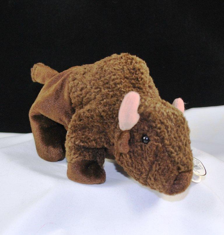 Retired Roam The Buffalo Ty Beanie Baby 4209