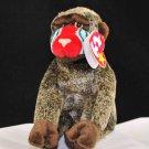 Ty Cheeks The Baboon Retired Beanie Baby 4250