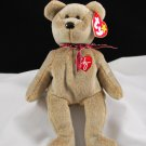 Retired 1999 Signature Bear Ty Beanie Baby 4228