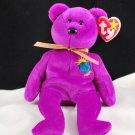 Retired Ty Millennium The Bear Beanie Baby 4226