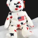 Retired Ty Beanie Baby Glory The Bear 4188