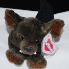 Ding the Bat Puffkins Plush Swibco Limited Edtion Style 6661
