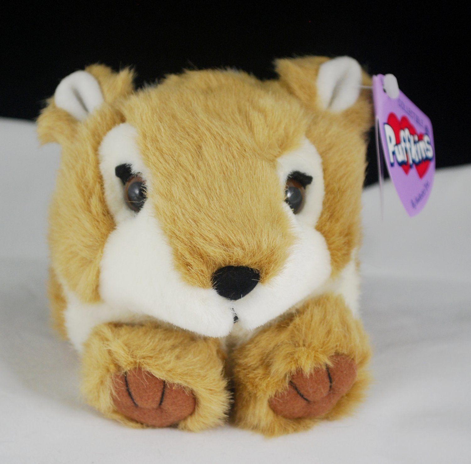 Puffkins Swifty the Deer Plush Swibco Style 6709