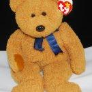 Fuzz Ty Beanie Buddy Brown Bear Style 9328