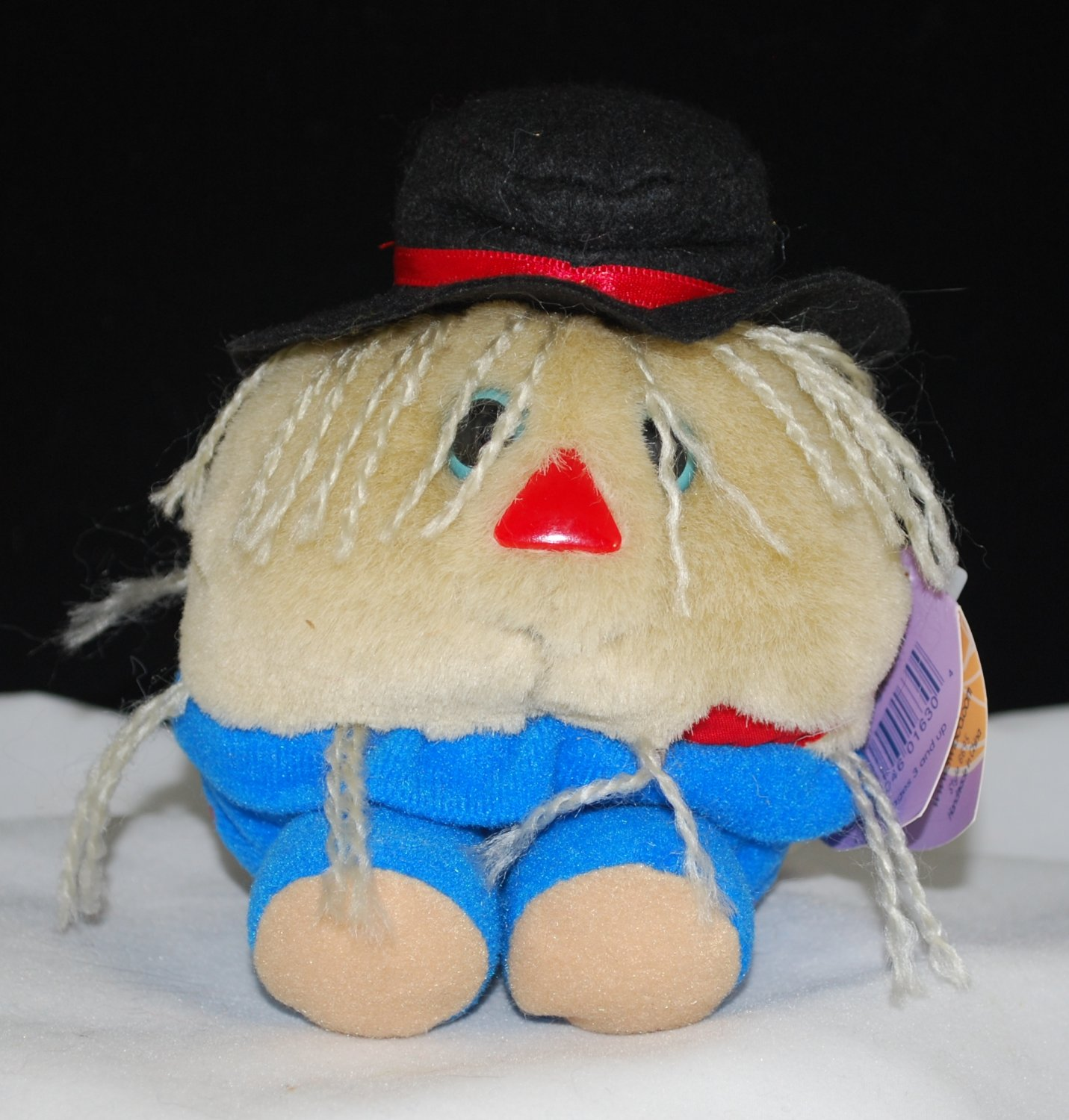 Halloween Patches the Puffkins Scarecrow Plush Style 6695