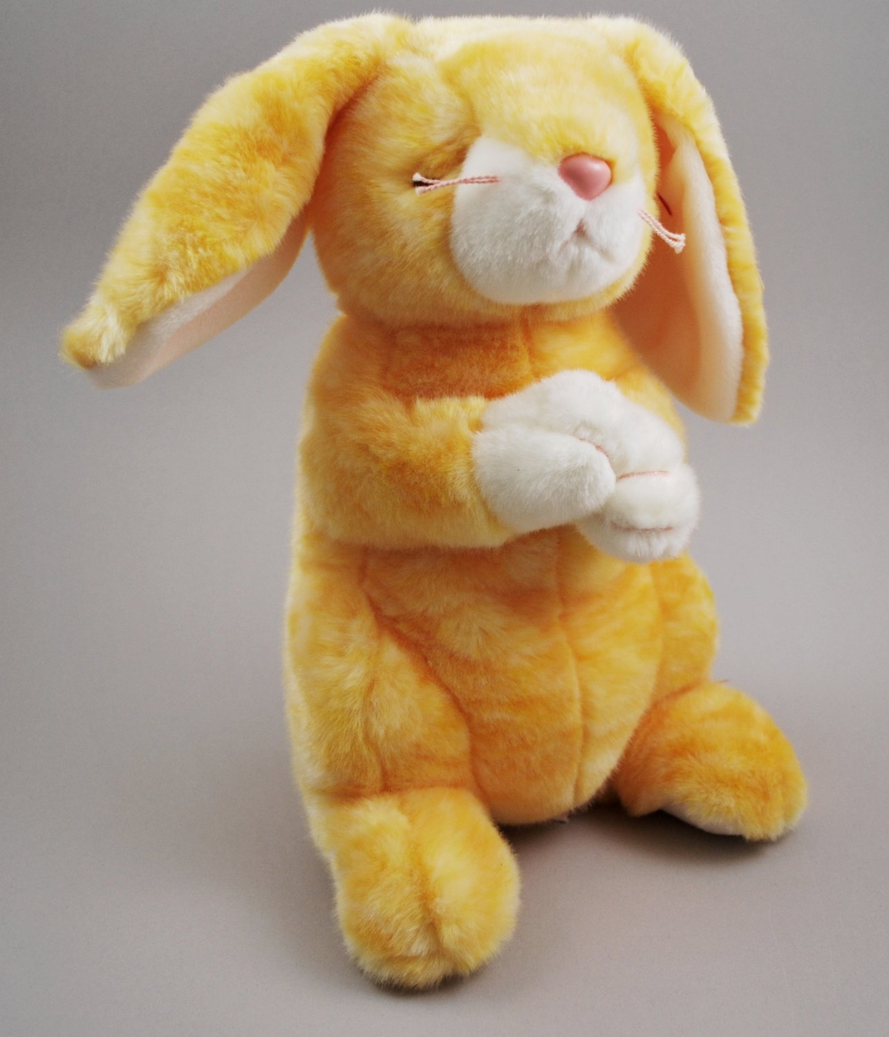 Grace The Easter Bunny Ty Beanie Buddy Ty-Dyed Plush Style 9389