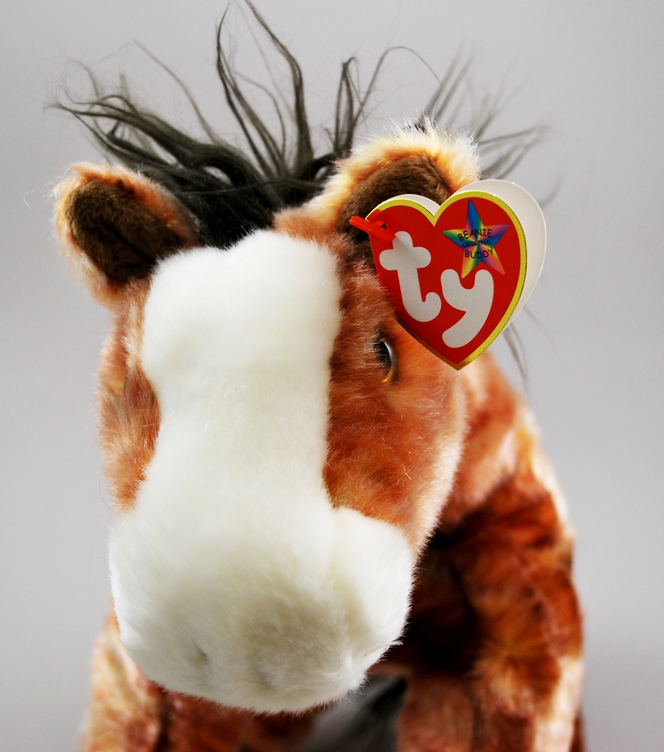 Oats The Horse Ty Beanie Buddy Plush Style 9392