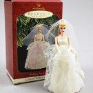 Hallmark 1997 Barbie Wedding Day Keepsake Ornament Fourth Collector's Series