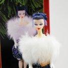 Hallmark 1999 Barbie Gay Parisienne Collector's Series Keepsake Ornament