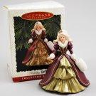 Vintage Hallmark 1996 Holiday Barbie Collector's Series Keepsake Ornament