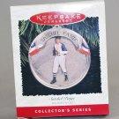 Satchel Paige 1996 Hallmark Baseball Heros Keepsake Christmas Tree Ornament