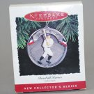 1994 Hallmark Baseball Heros Babe Ruth Keepsake Christmas Tree Ornament