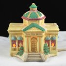 Dayton Hudson Vintage 1993 Christmas Porcelain Lighted Town Opera Center
