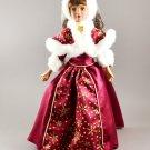 2001 Avon Holiday Radiance Doll  Hispanic Isabel