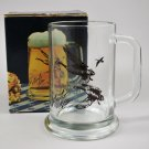 Avon 1982 Glass Beer Mug The Perfect Combo Canadian Geese