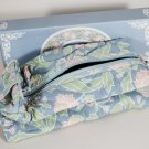 Avon Victorian Rose Traveler Beauty Cosmetic Bag