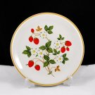Sheffield Strawberries 'N Cream Stoneware Dinner Plate with Decal
