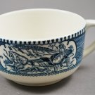 Royal China Currier & Ives Tea or Coffee Cup The Star of the Road