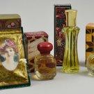 Four Vintage Avon Colognes Bubble Bath Wild Jasmine Tasha & Charisma