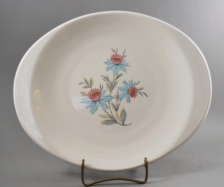 Steubenville Vintage Dinnerware Fairlane Oval Serving Platter