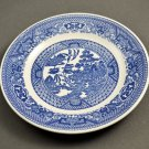 Royal China Blue Willow Bread & Butter Plate