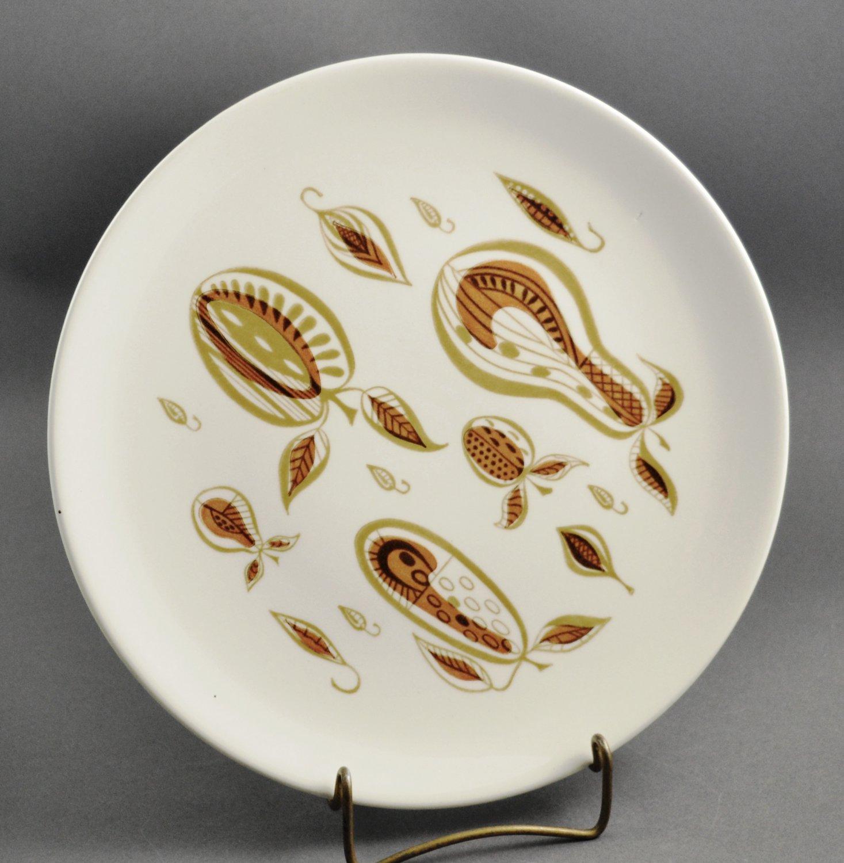 Royal China Swedish Fashion Retro Dinner Plate