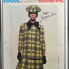 Vogue Paris Original Pattern 1657 Jacques Heim Suit & Blouse Size 12