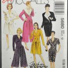 McCall's 5680 Misses' Fashion Basics Two-Piece Dresses Sewing Pattern Size 12