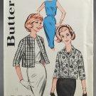 Butterick 9701 Sewing Pattern 1960s Sheath Dress & Jacket Miss Size 16