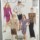 McCall's 5757 Fashion Basics Misses' Two Pieced Suit Sewing Pattern Size C 10-12-14