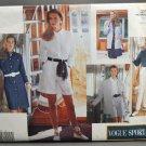 Vogue Sport 2821 Jacket Dress Shirt Shorts Pants Misses' Size 6-8-10