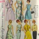 Simplicity 5398 Sewing Pattern Miss 7 Way Wardrobe Dress Jacket Size 16